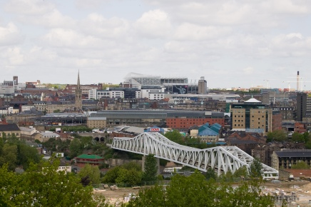 The Stephenson Quarter in Newcastle